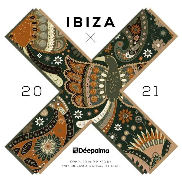 CD V/A - DEEPALMA IBIZA 2021