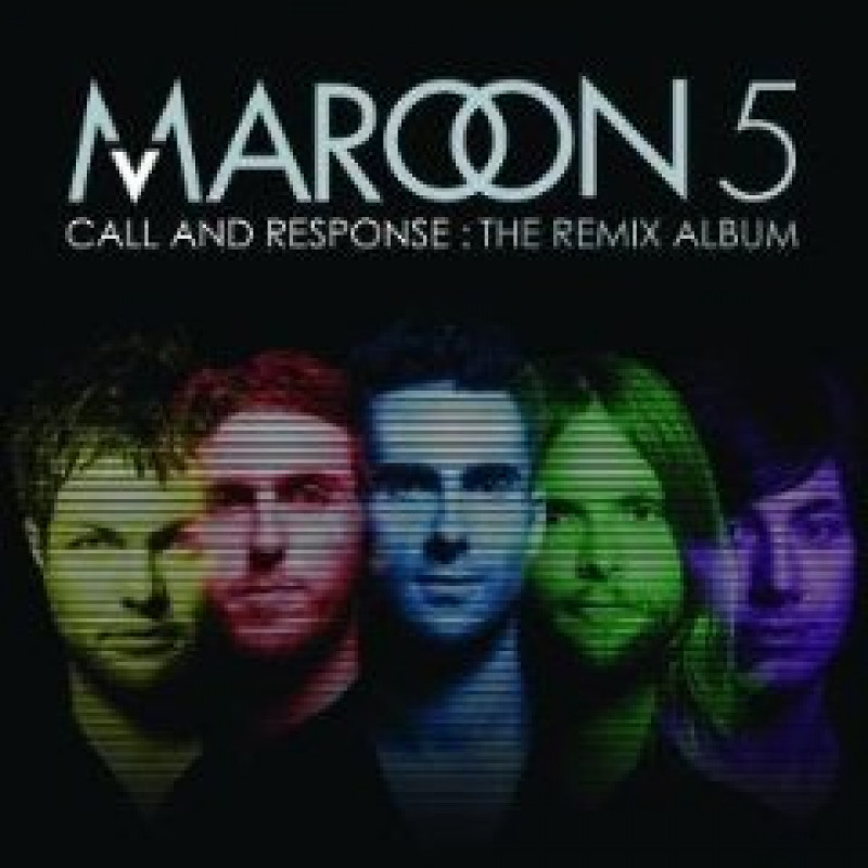 Maroon 5 - CD CALL AND RESPONSE - THE REMIXED ALBUM