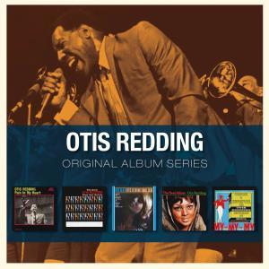 CD REDDING, OTIS - ORIGINAL ALBUM SERIES