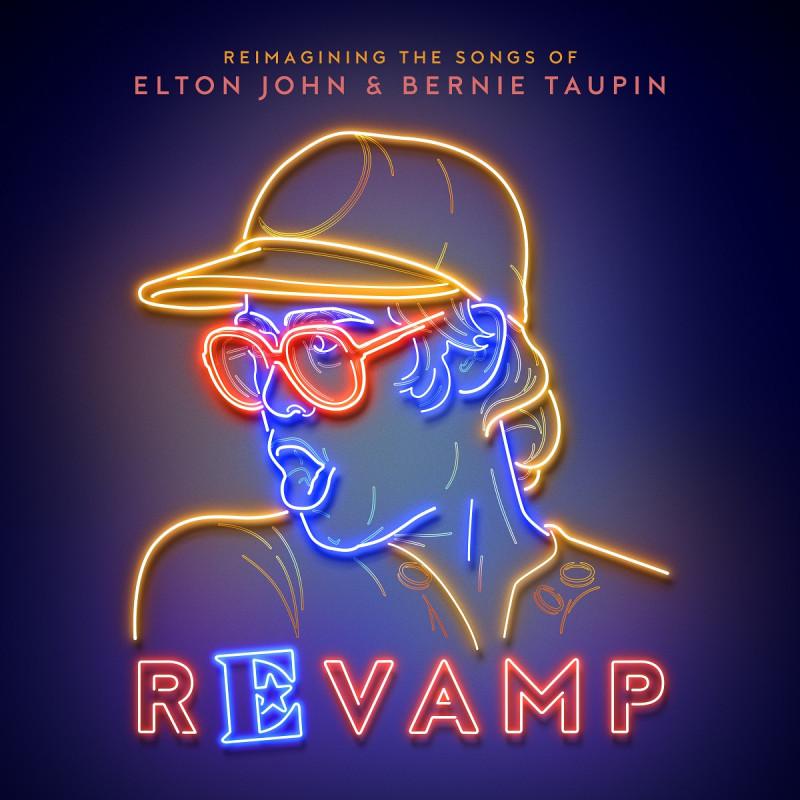 CD RUZNI/POP INTL - Revamp: Reimagining The Songs Of Elton John And Bernie Taupin