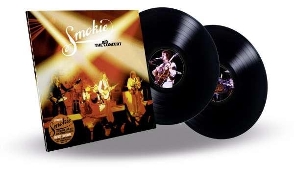 Smokie - Vinyl Concert (Live In Essen, Germany 1978)