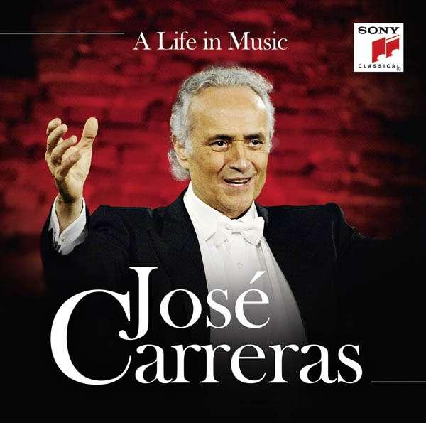 CD CARRERAS, JOSE - A Life in Music