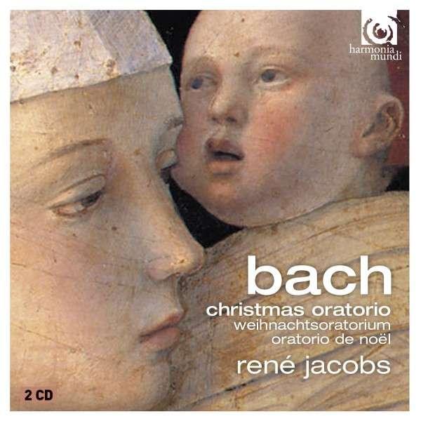 CD BACH, J.S. - WEIHNACHTS-ORATORIUM