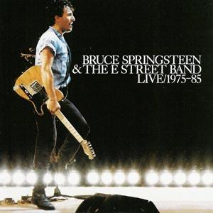 Bruce Springsteen - CD LIVE IN CONCERT 1975-1985
