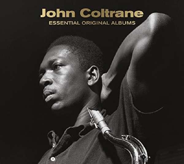CD COLTRANE, JOHN - ESSENTIAL ORIGINAL ALBUMS