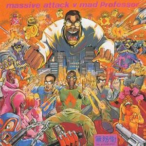 CD MASSIVE ATTACK - NO PROTECTION