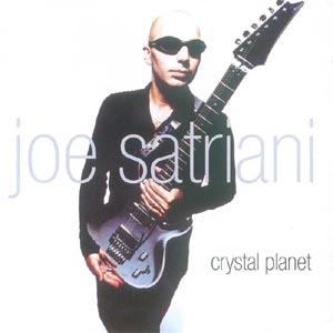 CD SATRIANI, JOE - CRYSTAL PLANET