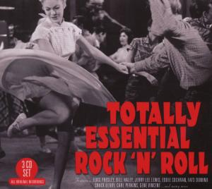 CD V/A - TOTALLY ESSENTIAL R&R