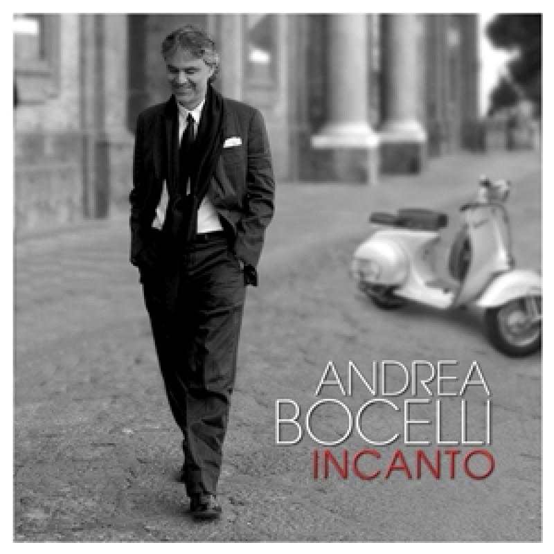 ANDREA BOCELLI - CD INCANTO