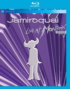 Jamiroquai - Blu-ray LIVE AT MONTREUX 2003