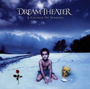CD DREAM THEATER - A CHANGE OF SEASONS