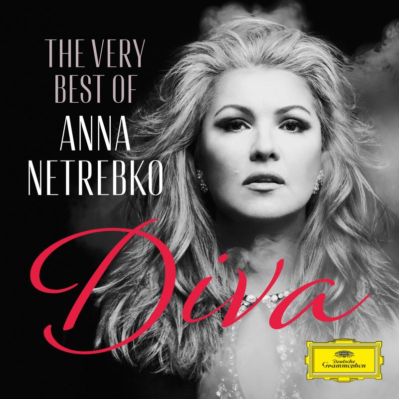 CD NETREBKO ANNA - DIVA-THE BEST OF NETREBKO