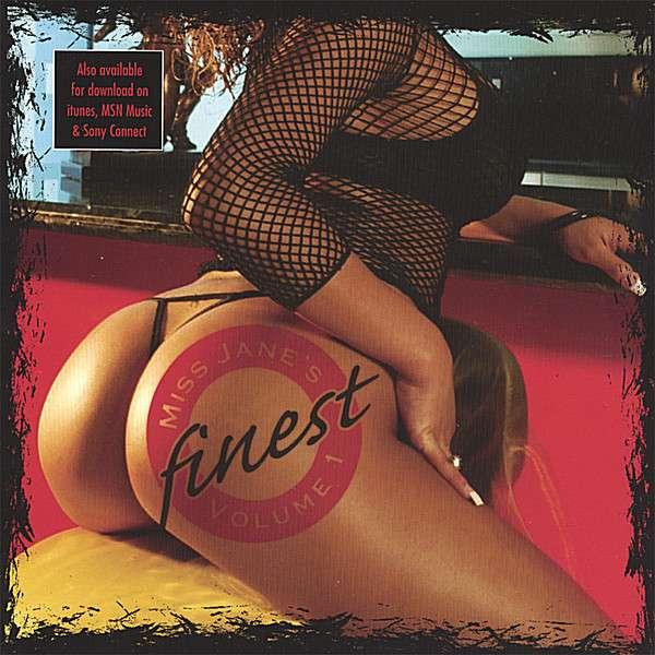 CD V/A - MISS JANE'S FINEST VOL.1