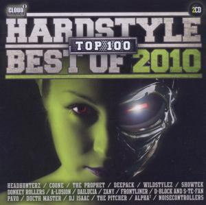 CD V/A - HARDSTYLE TOP 100/BEST OF 2010