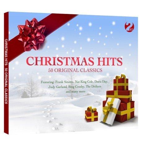 CD V/A - CHRISTMAS HITS - 50 ORIGINAL CLASSICS
