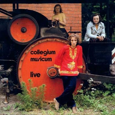 Vinyl COLLEGIUM MUSICUM - LIVE (VINYL)