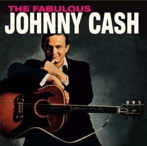 CD CASH, JOHNNY - FABULOUS JOHNNY CASH + WITH HIS HOT AND BLUE GUITAR