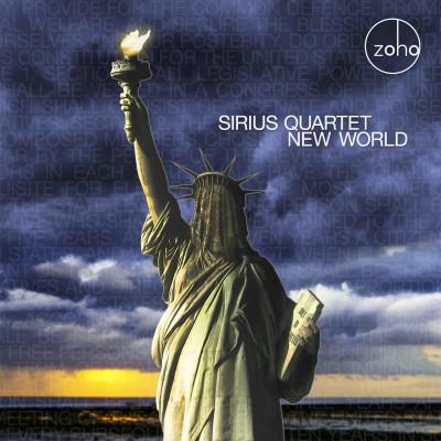 CD SIRIUS -QUARTET- - NEW WORLD