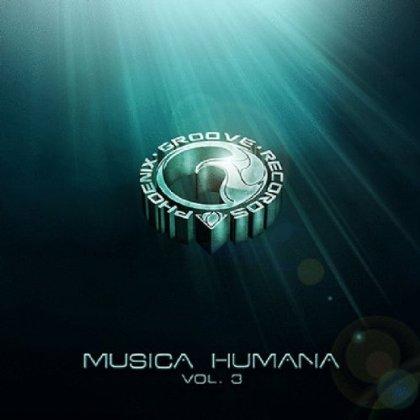 CD V/A - MUSICA HUMANA 3