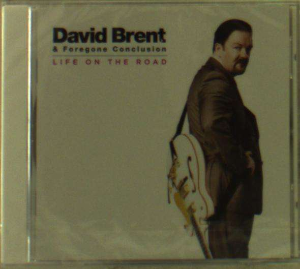 CD BRENT DAVID - LIFE ON THE ROAD