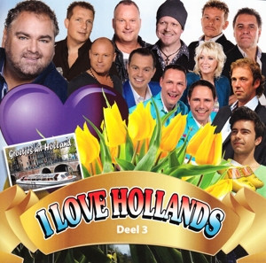 CD V/A - I LOVE HOLLANDS 3