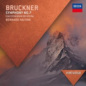 CD BRUCKNER, A. - SYMPHONY NO.7