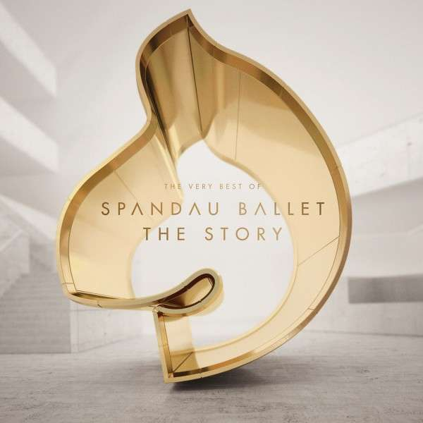 CD SPANDAU BALLET - THE STORY - THE VERY BEST OF