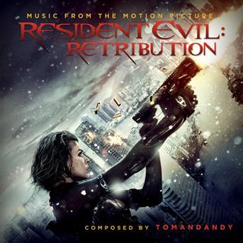 OST - CD RESIDENT EVIL-AFTERLIFE (TOMANDANDY)