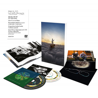 Pink Floyd - CD THE ENDLESS RIVER (CD+DVD)
