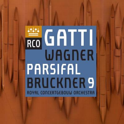 CD BRUCKNER, A. - SYMPHONY 9 & PARSIFAL