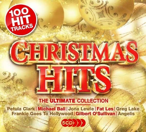 CD V/A - ULTIMATE CHRISTMAS HITS