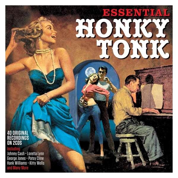 CD V/A - ESSENTIAL HONKY TONK