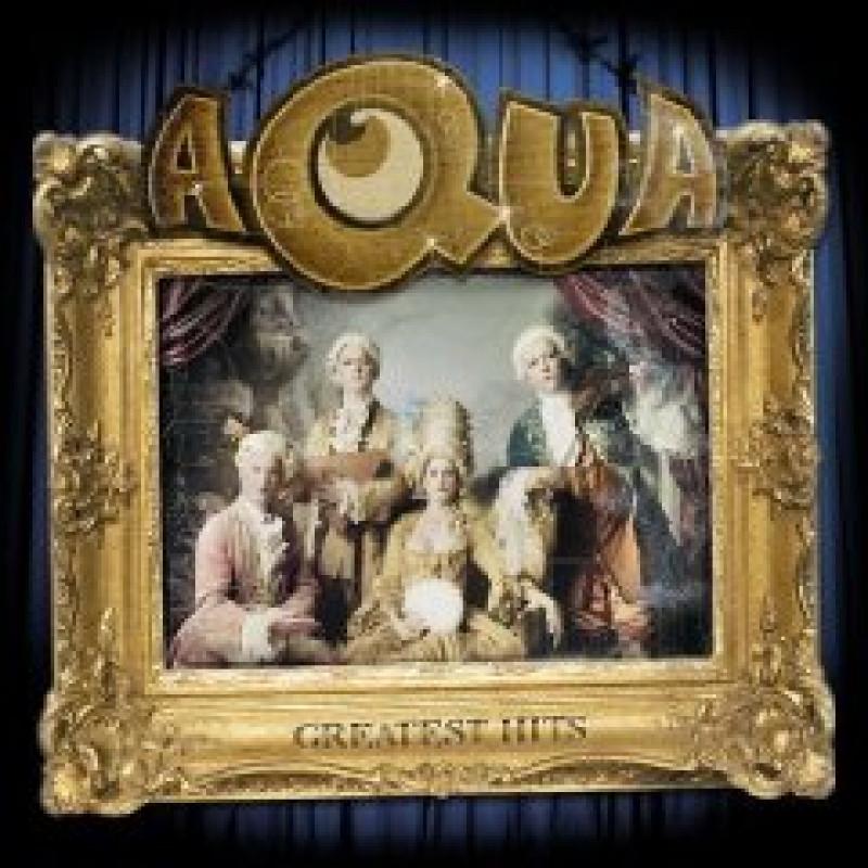 CD AQUA - GREATEST HITS