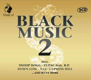 CD V/A - World of Black Music 2