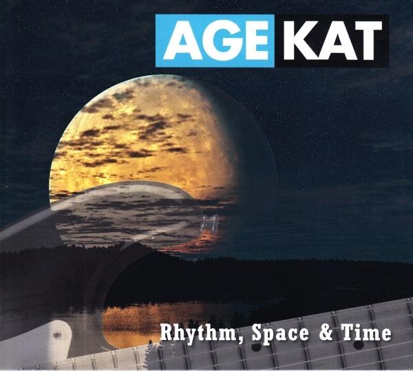 CD KAT, AGE - RHYTHM, SPACE & TIME