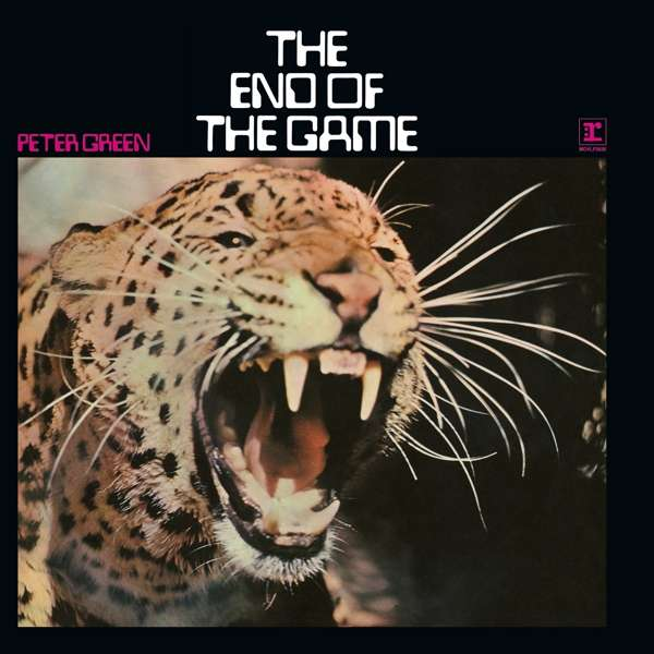 Vinyl GREEN, PETER - END OF THE GAME