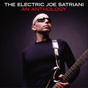 CD SATRIANI, JOE - The Electric Joe Satriani: An