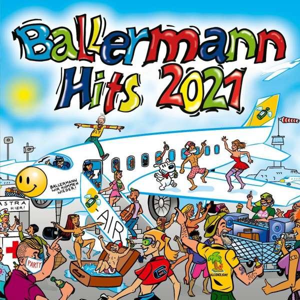 CD V/A - BALLERMANN HITS 2021