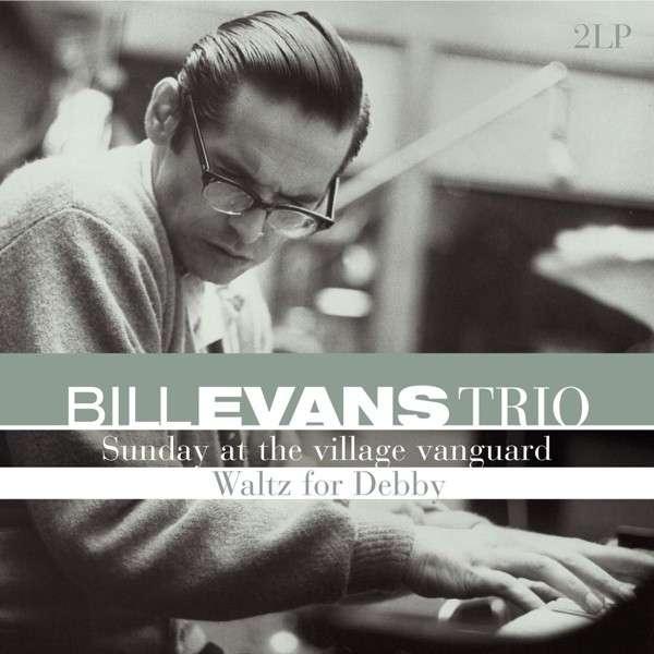 Vinyl EVANS, BILL -TRIO- - SUNDAY AT THE VILLAGE VANGUARD/WALTZ FOR DEBBY