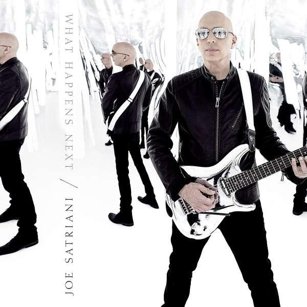 CD SATRIANI, JOE - What Happens Next