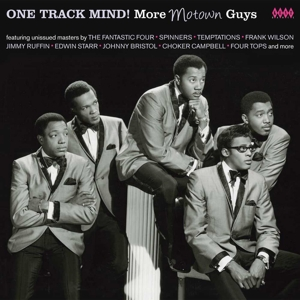 CD V/A - ONE TRACK MIND! MORE MOTOWN GUYS