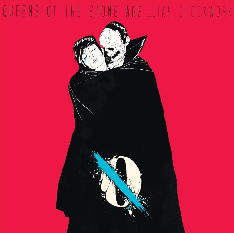 Queens of the Stone Age - CD LIKE CLOCKWORK