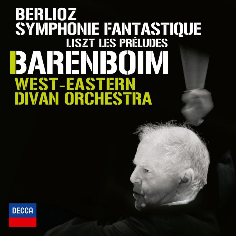 CD BARENBOIM/WEST-EAST DIV.OR - Berlioz: Fantastická symfonie