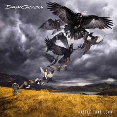 CD Gilmour, David - Rattle That Lock