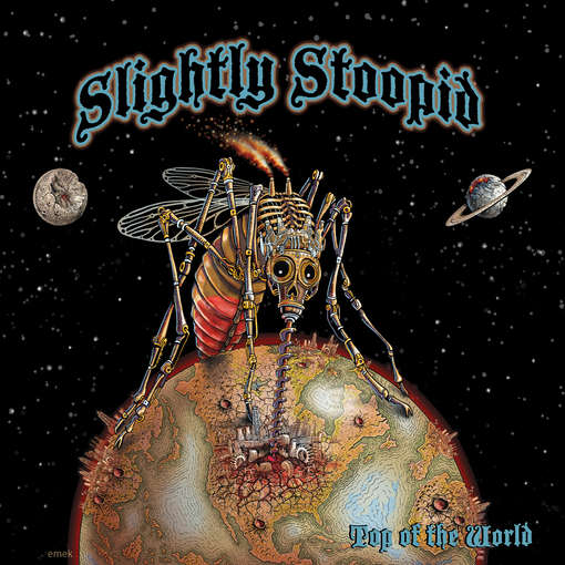 CD SLIGHTLY STOOPID - TOP OF THE WORLD