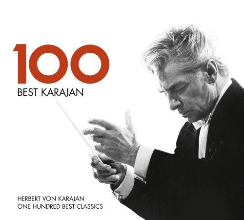 CD VARIOUS ARTISTS - 100 BEST KARAJAN