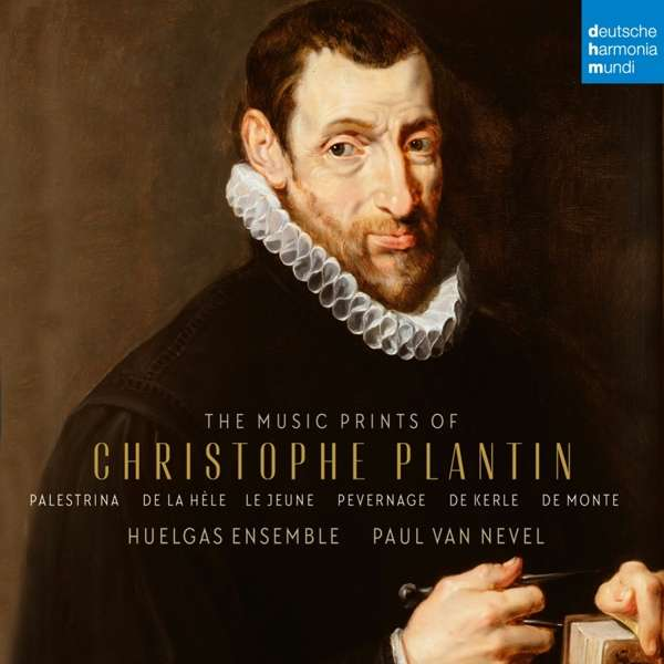 CD HUELGAS ENSEMBLE - The Music Prints of Christophe