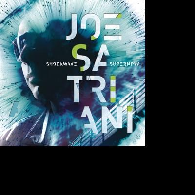 Vinyl SATRIANI, JOE - Shockwave Supernova