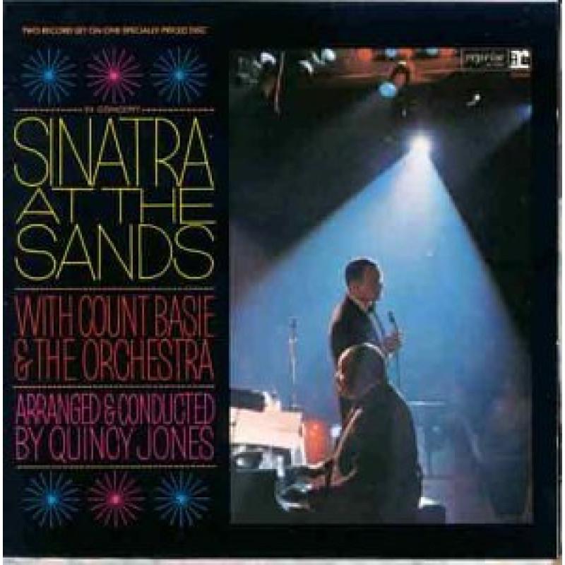 Frank Sinatra - Vinyl SINATRA AT THE SANDS