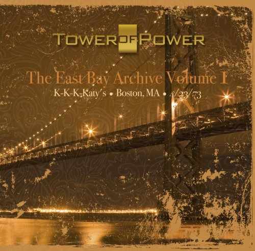 Tower Of Power - CD The East Bay Archive Volume 1
